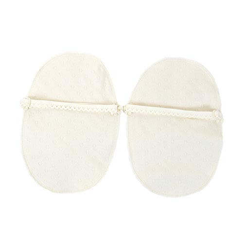 chiwanji Coussinets Anti Transpirant Réutilisables Patch de Transpiration Absorbante des Aisselles pour Hommes Femmes Enfants 19 x 12,5 cm