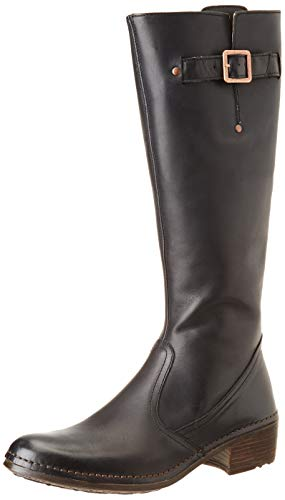 Neosens Damen Iris Medoc Hohe Stiefel, Schwarz (Black S3078), 39 EU