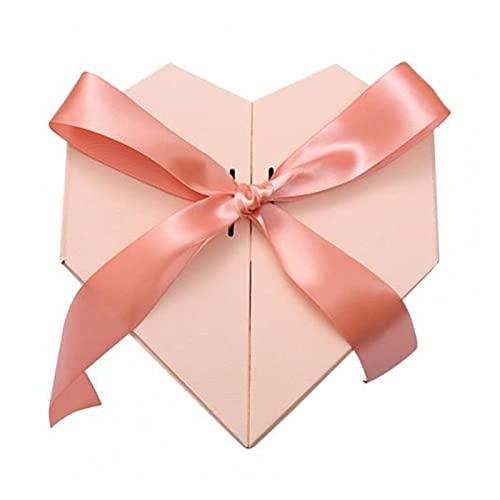 caja de regalo Papel exquisito caja de caja creativa bricolaje regalo de...