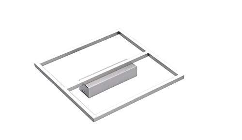 Paul Neuhaus Deckenleuchte, 1 x LED-Board / 19 W / 3000 K, Innenleuchte, IP20, stahl 6629-55