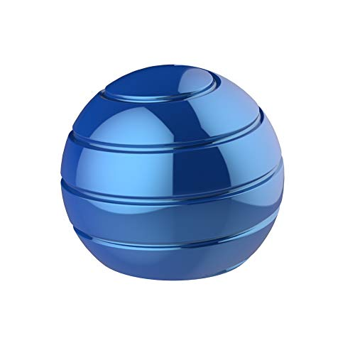 Giant Kinetic Desk Toys Ball 45MM, Office Desk Toy and Gadgets for Adult ADHD, Optical Illusion...