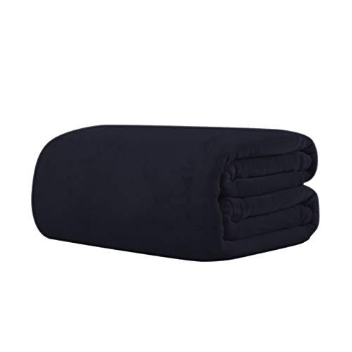 Dadaorou Bedsure Kuscheldecke Grau kleine Decke Sofa, weiche& warme Fleecedecke als Sofadecke/Couchdecke, kuschel Wohndecken Kuscheldecken, 50x70 cm extra flaushig und plüsch Sofaüberwurf Decke