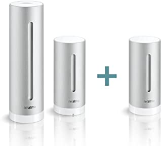 Netatmo Weather Station for iOS and Android Devices with Additional Indoor Module
