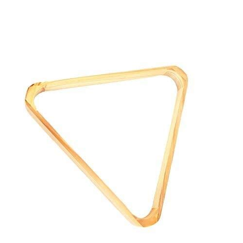 WXS Triángulo Billar Marco Profesión Marco Sólido Color Billar ...