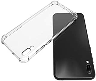 Ineix Silicone Back Case Cover For Huawei Y6 Prime (2019)