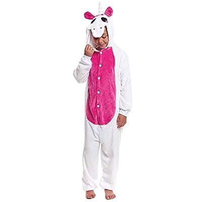 Disfraz Pijama Unicornio Fucsia Infantil (10-12 años)