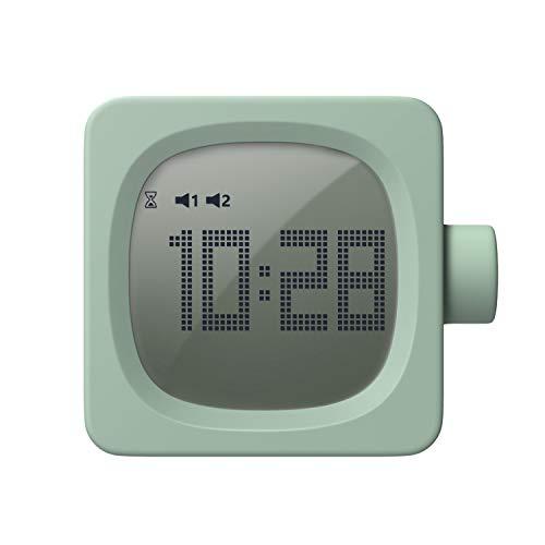 despertador 2 alarmas fabricante MoKo