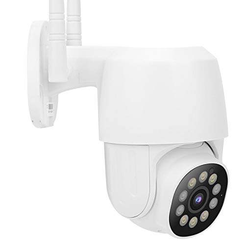 Cámara de Seguridad, Lente de Vidrio Completo, plástico abs, intercomunicador de Voz de 2 vías, cámara 1080P,(European regulations)