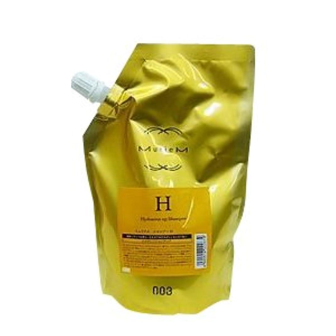 朝ごはんシェルター抑制ナンバースリー ミュリアム ゴールド シャンプー H 500ml 詰替え用