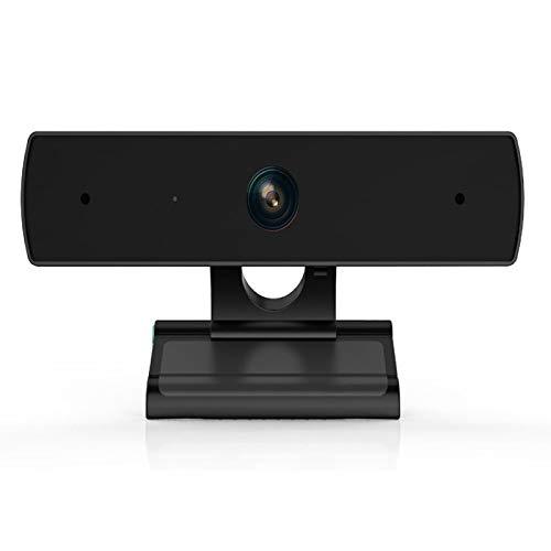 Smart TV Equipo de alta definición cámara, 1080P Inicio USB unidad de red gratuito computadora de escritorio llamada de vídeo de webcam, incorporado en la videoconferencia micrófono, cámara web Enseña