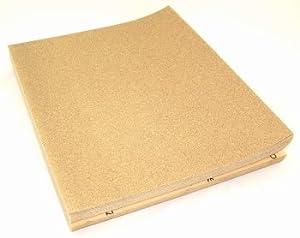 Norton 9 x 11 All Purpose Sanding Sheets Fine 220 Grit 5//pk 47710