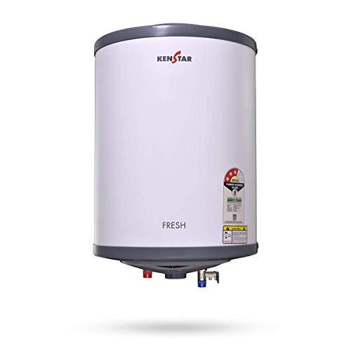 KENSTAR Fresh 15L Water Heater (White/Grey)