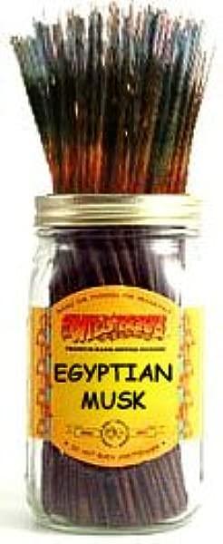 WILDBERRY Egyptian Musk 100 Incense Sticks