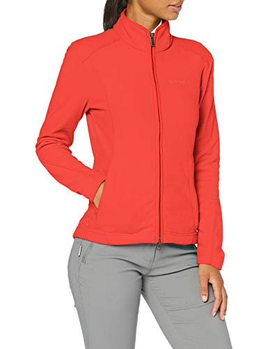 Schöffel Damen Fleece Jacket Leona2 Fleecejacke, hibiscus, 34