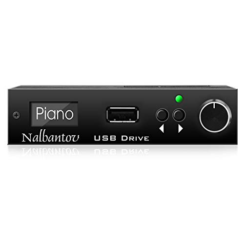 Nalbantov N-Drive eXtreme un emulador de disquetera USB para Korg N264, N364