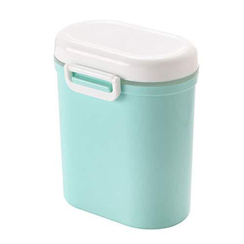 milchpulver aufbewahrung,Milchpulver-Spender,Tragbarer Baby Milchpulver Behälter,milchpulver container mit Gleichmacher 600ML