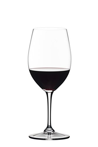 Riedel Vivant para Vino Tinto, Juego de 4, Transparente