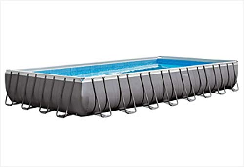 Pool Aufstellbecken Ultraframe 975mit Sandfilteranlage inklusive