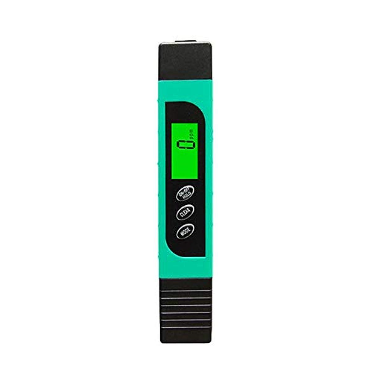 定期的についてテレビ多機能TDSメーターテスターポータブルデジタルペン0.01高精度フィルター測定水質純度テストツール - ブルー