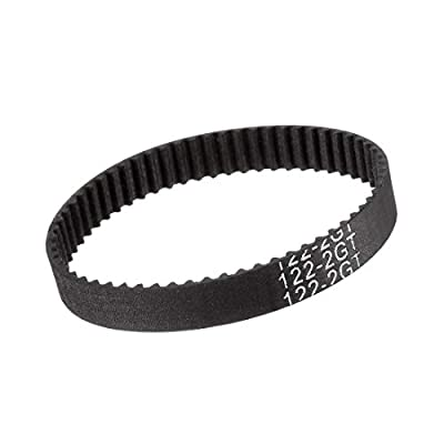 sourcing map GT2 Timing Belt 110mm Closed Fit Synchronous Wheel for 3D Printer 2pcs