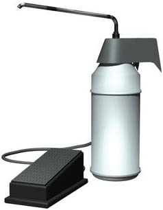 ASI 0349 Soap Dispenser Foot Financial sales sale Operated Surface Mounted 5% OFF -