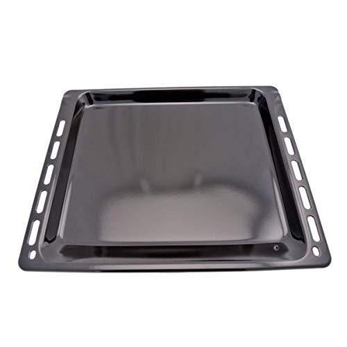 Whirlpool 481241838138 481010426479 - Placa de repostería (metal, 448 x 378 mm)