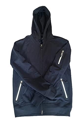 Nike Sportswear NSW Tech - Sudadera con capucha para hombre, color negro