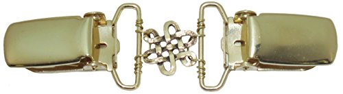 Better Than Buttons Gold Celtic Knot Cardigan Clip