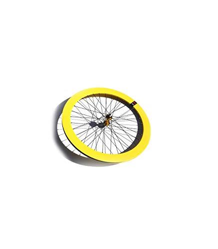 Riscko 003lurb Rueda Delantera Bicicleta Personalizada Fixie Talla L Urbana