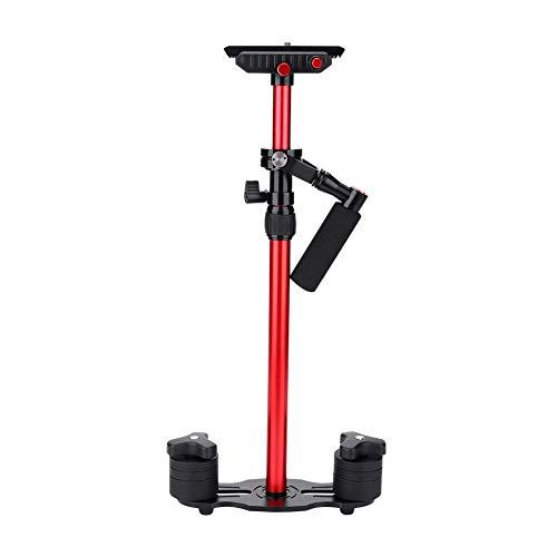 zhipeng Spiegelless Camcorder Dienter, Handheld-Kamera-Stabilisator, Einstellbarer Stabilisator, für Liebhaber-Stativ hsvbkwm