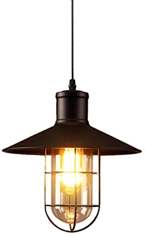 LOFT Vintage Eisen Kronleuchter, Retro Kreative LED Bar Gangbeleuchtung Lüster Deckenleuchten American Village Wohnzimmer Cafe Esstisch Pendelleuchte (Design   E)