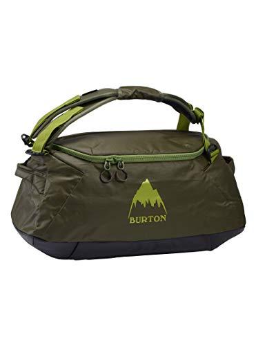 Burton Multipath Reisetasche mit gepolsterten Riemen/Griffen, Verstellbarer Rollverschluss, 60 l, Unisex-Erwachsene, Herren, Keef-Beschichtung, One Size