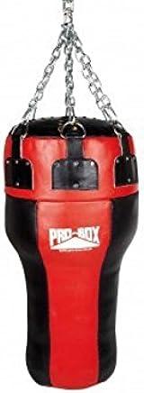 Pro Box Leder Uppercut Boxsack Boxen Home Gym Boxsack B077HSNL93       Sehr gute Farbe