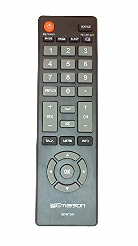 emerson 50 inch tvs EMERSON 32FNT004 LCD HDTV REMOTE CONTROL