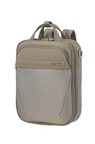 SAMSONITE B-Lite Icon - 3-Way Laptop Backpack Exp Rucksack, 40 cm, 18 Liter, Dark Sand