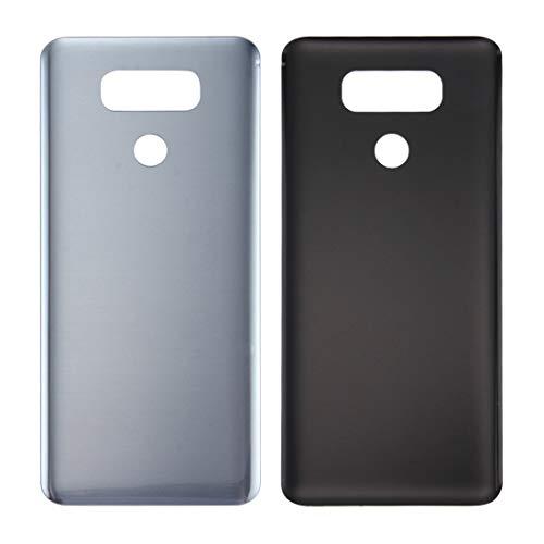YAOLAN Piezas de Recambio Cubierta Posterior for LG G6 / H870 / H870DS / H872 / LS993 / VS998 / US997 Piezas de Recambio para LG (Color : Blue)