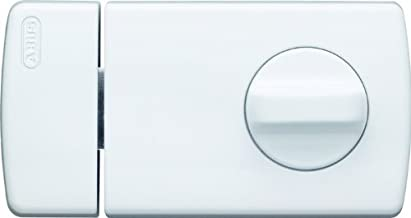ABUS deurslot wit