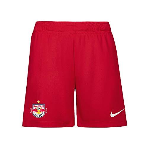 Red Bull Salzburg Home Shorts 20/21, Youth Large - Original Merchandise