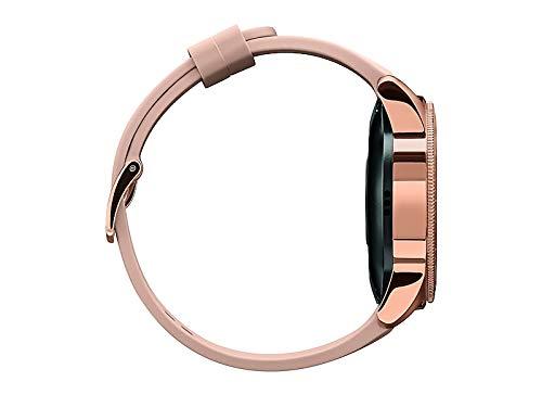 Samsung Galaxy Watch smartwatch (42mm, GPS, Bluetooth, Unlocked LTE) – Rose Gold (US Version with Warranty) 5
