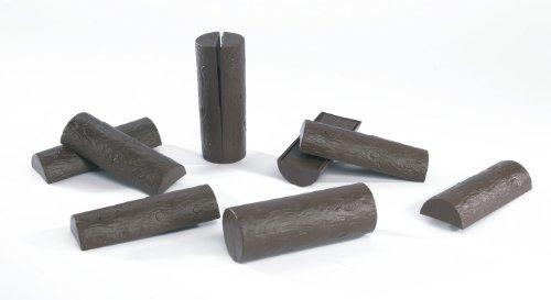 Bruder 2304 - Holzscheite für Holzspalter