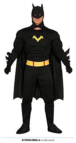 FIESTAS GUIRCA Disfraz de Superhéroe Hombre Adulto Talla L 52-54