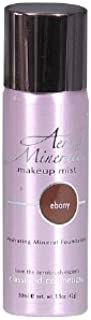 Aero Minerale Foundation Makeup Mist, Ebony