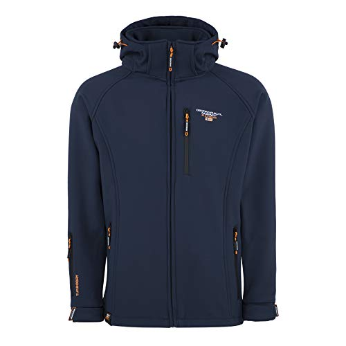 Geographical Norway Softshell Taboo - Navy - XL