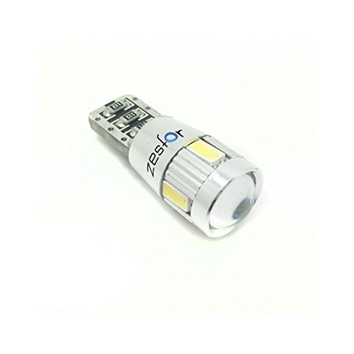 Zesfor® Bombilla LED t10 Chipset Can Bus - Tipo 50