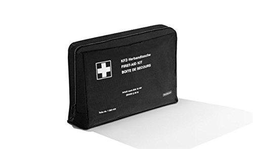 BMW 71107263439 Notfall-Erste-Hilfe-Set mit Tasche, Schwarz