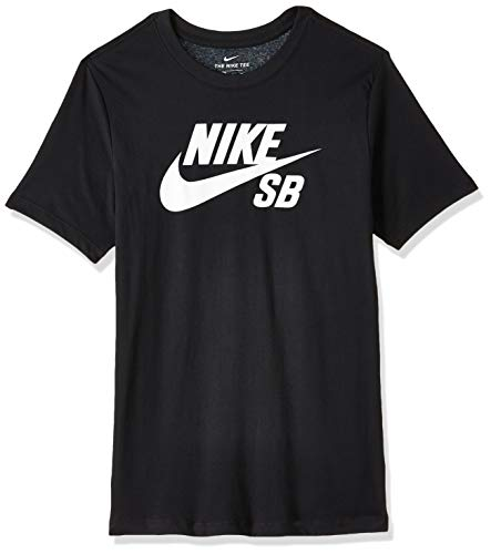 Camiseta Nike Sb Logo - Preta - G