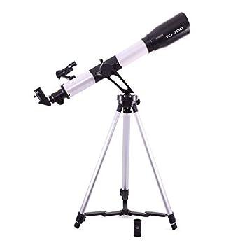 Edu Science 70Mm AZ Sm Refactor Telescope Black