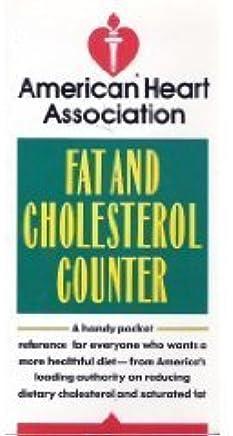 AHA FAT & CHOLESTEROL COUNTER