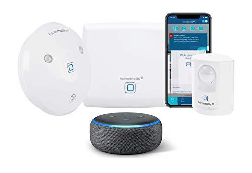 Homematic IP Smart Home Set Sicherheit,...