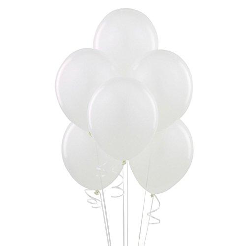 SHATCHI 25 stks Plain Sneeuw Latex Ballonnen Helium Kwaliteit Bruiloft Verjaardag Verjaardag Verjaardag Communie Kerst Partij Decoraties Baloon Vieringen 12